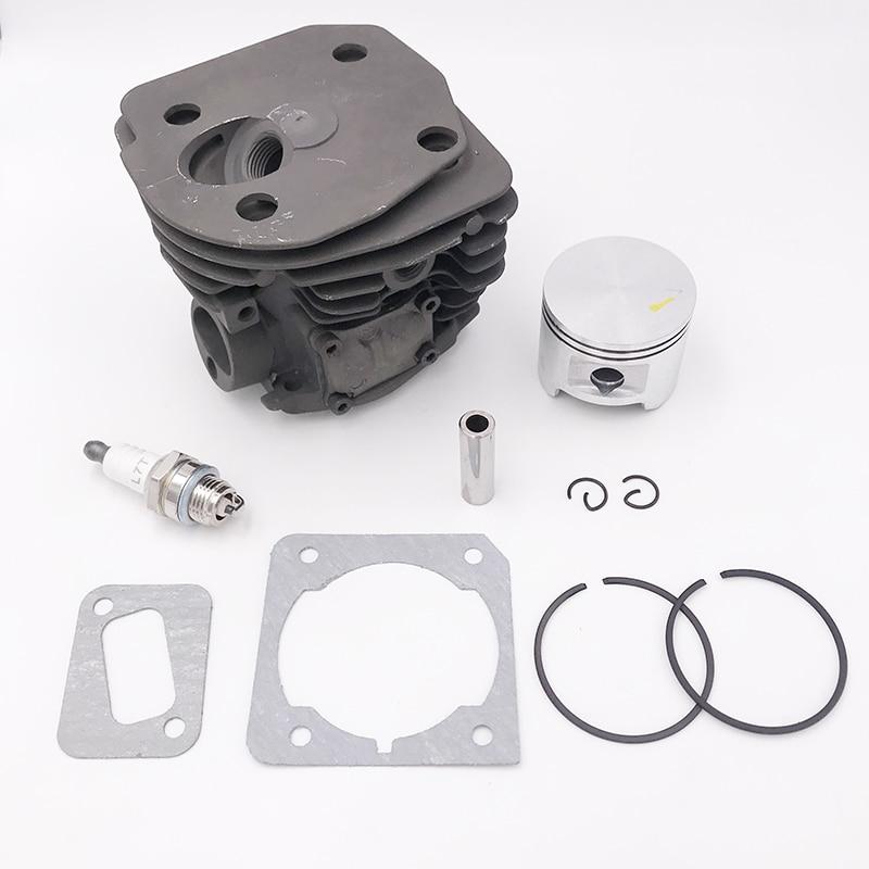 HUNDURE Chain Saw 45mm Piston Cylinder Trimmer Kit For HUSQVARNA 350 351 353 345 340 346XP Chainsaw Engine Motor Rebuild Kit