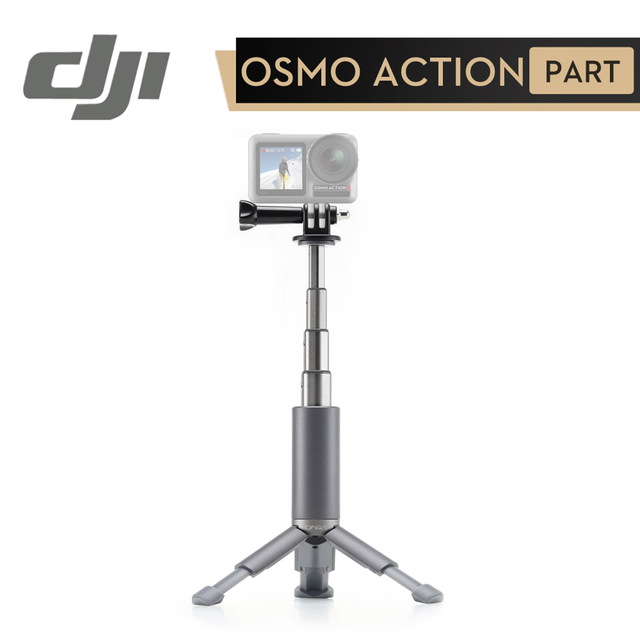 DJI Cynova אוסמו פעולה מיני חצובה עבור DJI אוסמו פעולה מצלמה נבנה עם מתאם DJI מקורי מתקפל נייד נסיעות אבזר