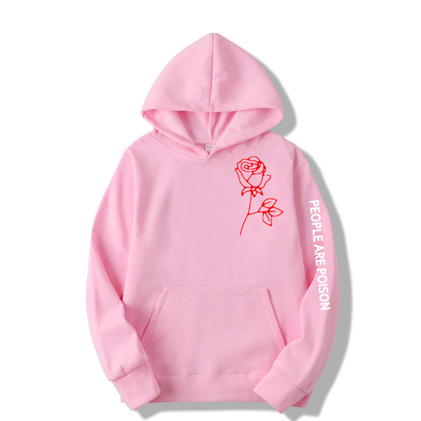Comfy Mens Plus Velvet Simple Wild Solid Buttoned Sweatshirt Hoodies