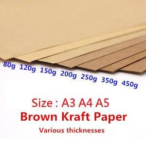 Card-Paper Craft Thick-Board 250g A4 DIY 80g A5 120g 50pcs/Lot 150g 200g