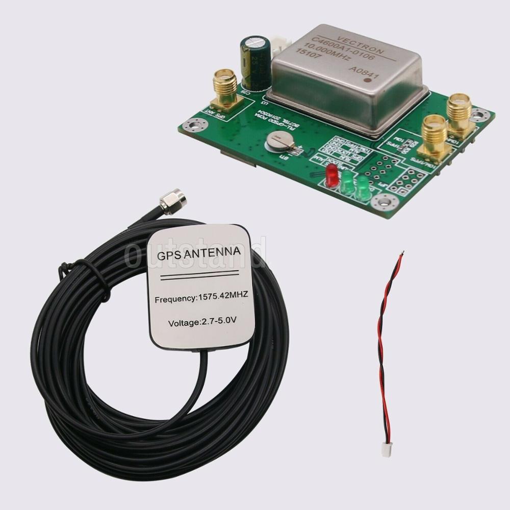 By BG7TBL GPSDO PCBA Tampered Clock Board Clock Board PLL-GPSDO-PCBA Free Shipping