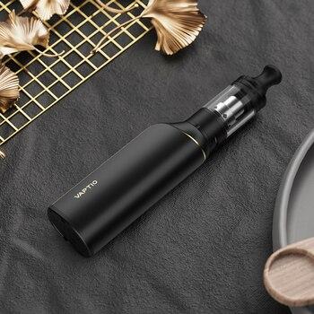 VAPTIO – stylo vapoteur COSMO PLUS 35W, Original, KIT avec batterie 1500mah intégrée, avec atomiseur de 2.0ml, pour Cigarettes électroniques