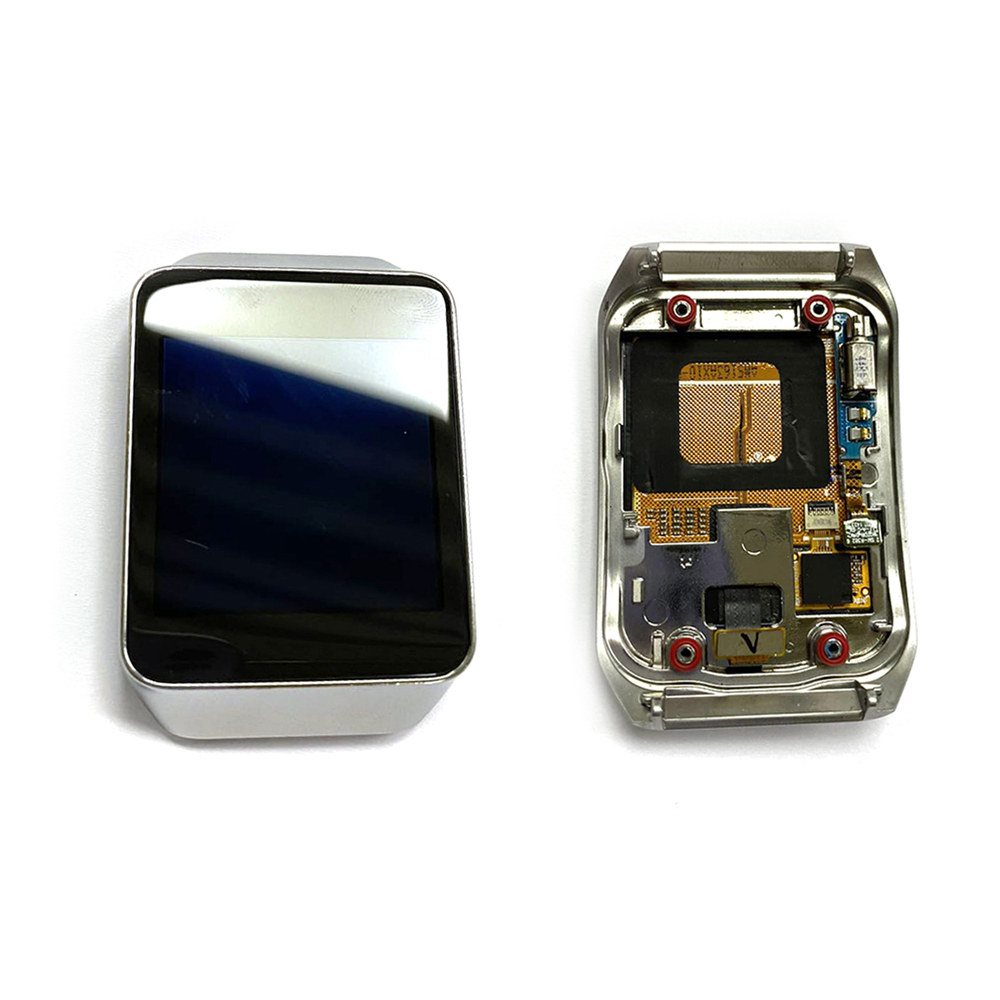 OEM Original LCD Display Digitizer Touch Screen Assembly with Frame for Samsung Gear Live SM-R382 Watch Accessories