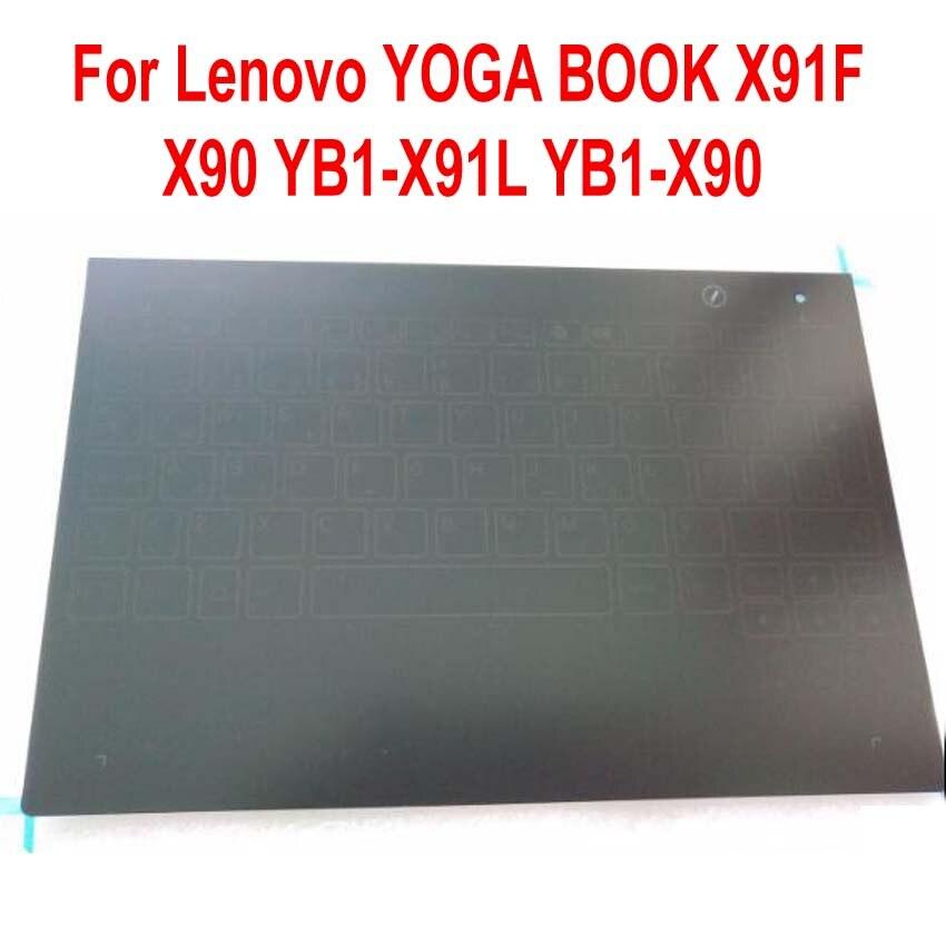 100% оригинальная новая английская клавиатура для 10,1 lenovo Йога книга YB1 X90L YB1 X90F YB1 X91L YB1 X91F клавиатура в сборе