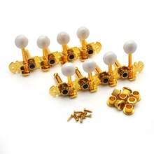 Pegs Mandolin-Machine-Heads Tuning-Keys for Golden-R/l Tuners 1set