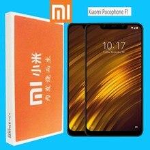 """6.18 """"AAA oryginalny LCD + rama dla Xiaomi Pocophone F1 wyświetlacz LCD ekran dla POCO F1 wyświetlacz LCD 2246*1080 rozdzielczość"""