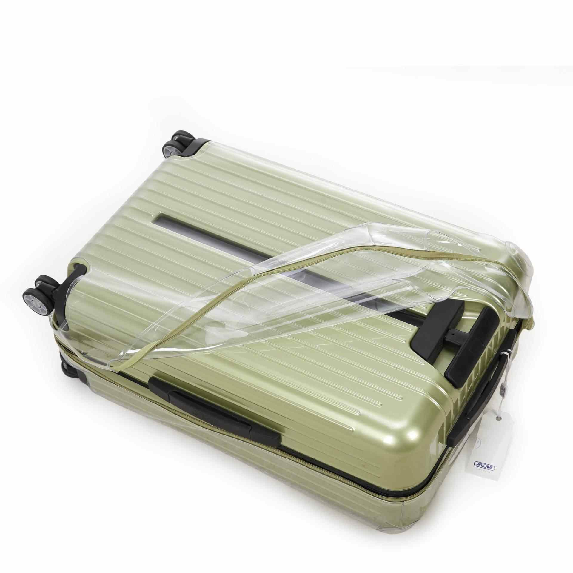 Thicken 0,66mm PVC funda de maleta transparente para Rimowa fundas de equipaje de viaje transparentes para Rimowa maleta Protector todas las Series