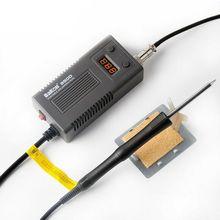 50W Bakon 950DAnti-Static BGA Solder Station ohne Eisen Tipps Mini Digitale löten station solder leiterplatten Löten