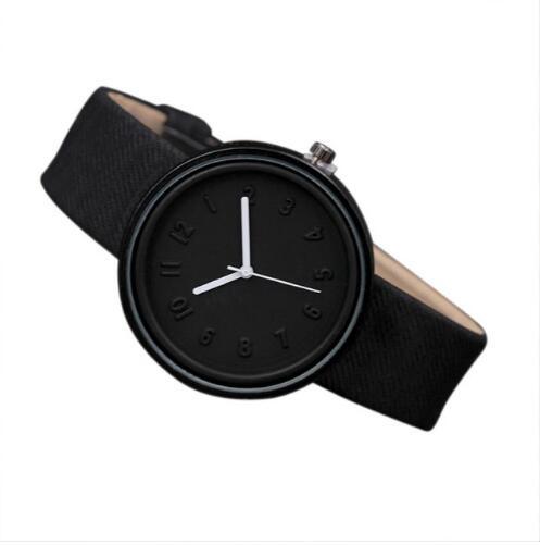 Hot Sales Geneva Brand Leather Women Watch Ladies Fashion Dress Quartz Wristwatch Female Watch Relogio Feminino Wrist Watch
