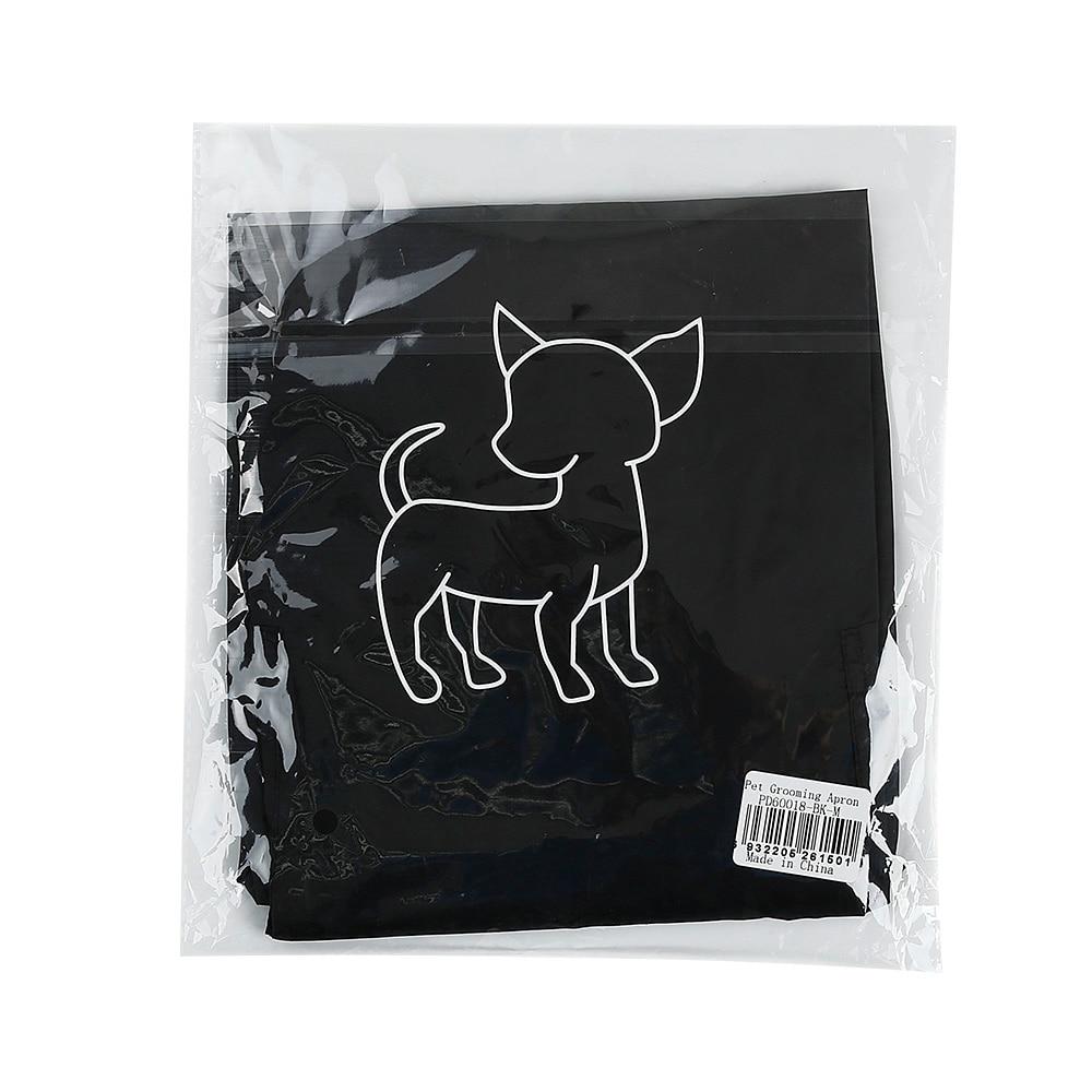 Pet shop roupas esteticista impermeável geral sem
