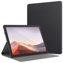 MoKo skrzynka dla microsoft surface Pro X 13 #8222 premium ultra lekka lekka obudowa na telefon dla microsoft surface Pro X 13 cal tanie tanio 11 5 x 8 7 x 0 6 inches premium PU leather Stałe 11 5inch CN (pochodzenie) Osłona skóra for Microsoft Surface Pro X 13 inch Tablet ONLY