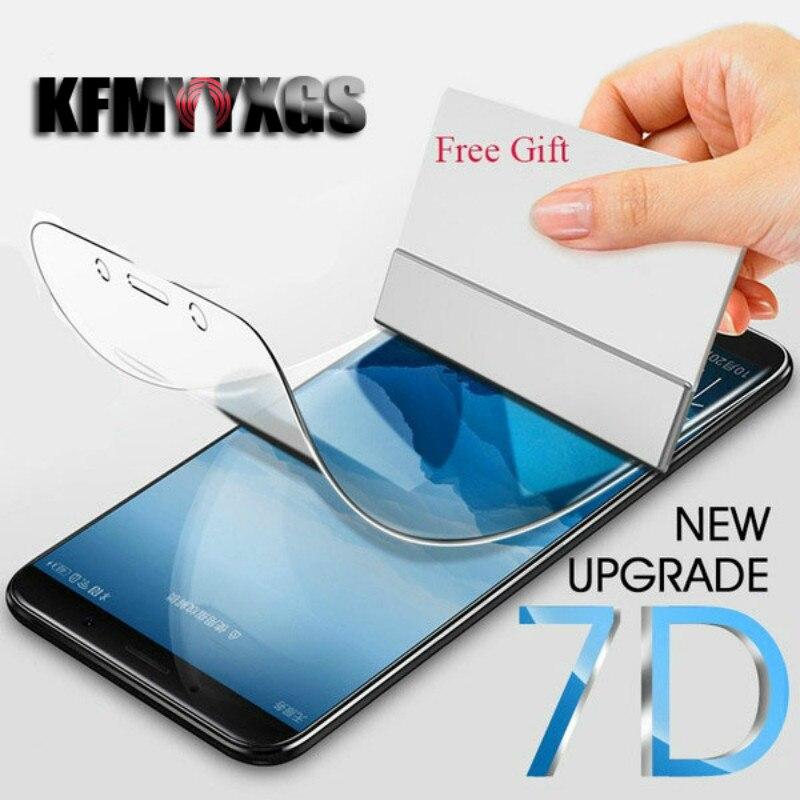 Full Cover Hydrogel Screen Protector Film For Samsung Galaxy  J2  J3  J5  J7 Pro J7 Prime J6 Soft Film For Samsung J530 J730 J4