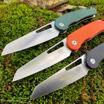 цена на Critical Strike NEW S503 D2 Blade G10 Handle Camping Hunting Folding Knife Outdoor Pocket Survival Flipper Edc Axis System Knife