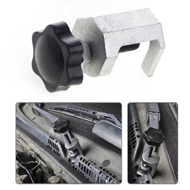 Auto Repair Car Remover Tool Practical Carbon Steel Windscreen Window Wiper Arm Removal Mechanics Wiper Repair Tool New