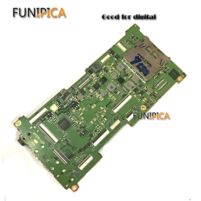 New and Original mainboard for Panasonic DMC GH5 DC GH5 main board gh5 motherboard camera Repair Part FREE SHIPPING