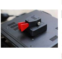 Nouveau corps de clé de UNI-730A automatiquement Mini sur la clé de Keyer de Code Morse CW pour la Radio de jambon