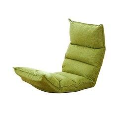 Sofa wypoczynkowa tatami fotel wypoczynkowy podłoga balkon do okna wypoczynek bez nóg mała rozkładana sofa krzesło z oparciem
