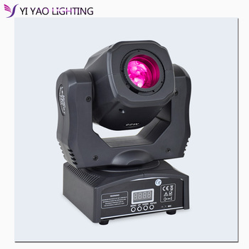 60W Led Spot Moving Head Light DJ Beam Lights Lyre With Gobo&Color Wheel For Disco Prty Equipmentnt shehds mini spot 30w led moving head lights parts wheel color