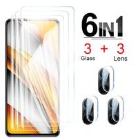 Vidrio templado en para Xiaomi Poco F3 X3 NFC Poco M3 F3 x3 Pro teléfono móvil pocco poko poxo pocox3 Pro pocof3 X3Pro f x m x 3