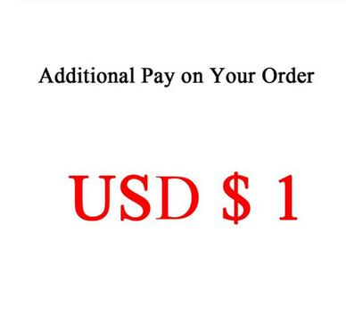Pay Extra On Your Order