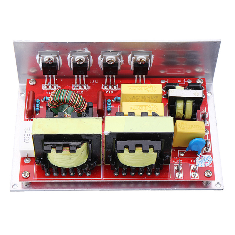 100W 28K/40k Ultrasonic Cleaner Power Driver Board High Performance Circuit Board 220VAC Ultrasonic Cleaner Parts 132*85*45mm