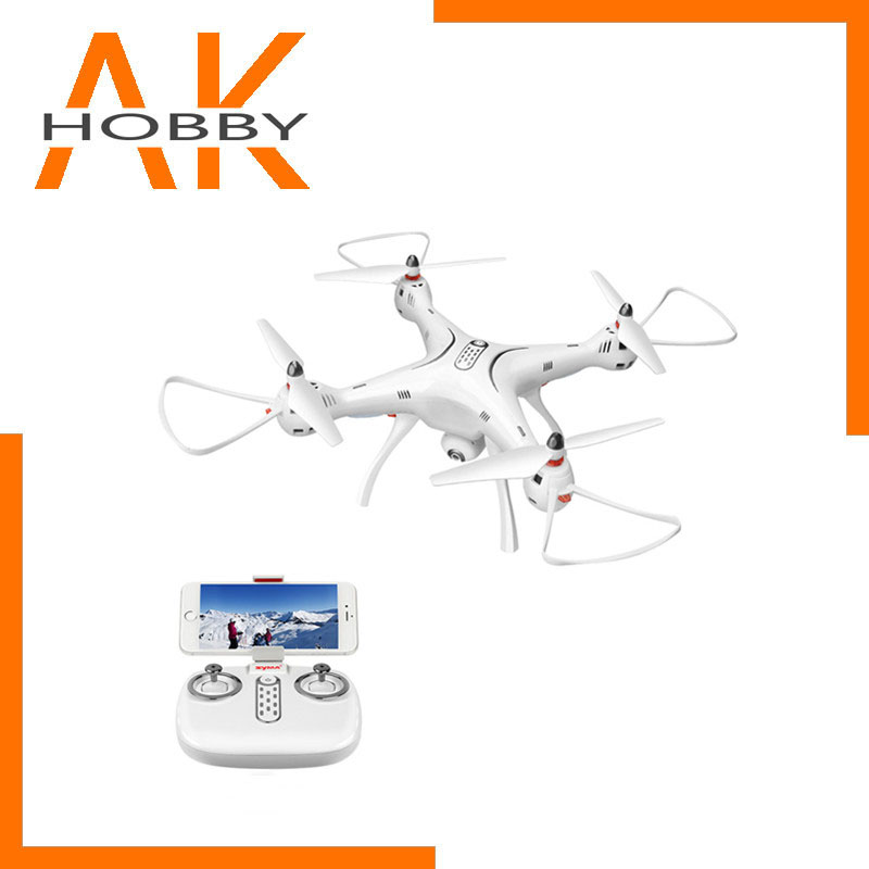 SYMA X8PRO GPS rc dron Quadcopter WIFI FPV With 720P HD Camera Adjustable Camera rc 6Axis Altitude Hold x8 pro drone image