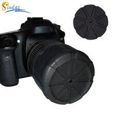 Sindax универсальная крышка объектива для DSLR объектива камеры Водонепроницаемая Защитная крышка объектива камеры для Canon Nikon sony Olypums Fuji Lumix