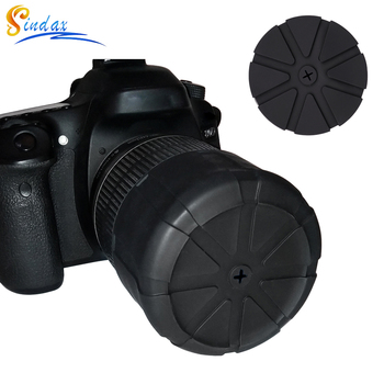 Sindax Universal Lens Cap for DSLR Camera lens Waterproof Protection Camera Lens Cover for Canon Nikon Sony Olypums Fuji Lumix