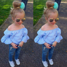 цена на Toddler Girl Clothes 2019 New Auntumn Baby Girl Costume Kids Clothes Sets Children Clothing Girls Outfits Suit 2 3 4 5 6 7 Years