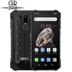 Перейти на Алиэкспресс и купить ulefone armor 6s nfc 6gb 128gb ip68 shockproof mobile phone helio p70 otca-core android 9.0 wireless charge 4g rugged smartphone