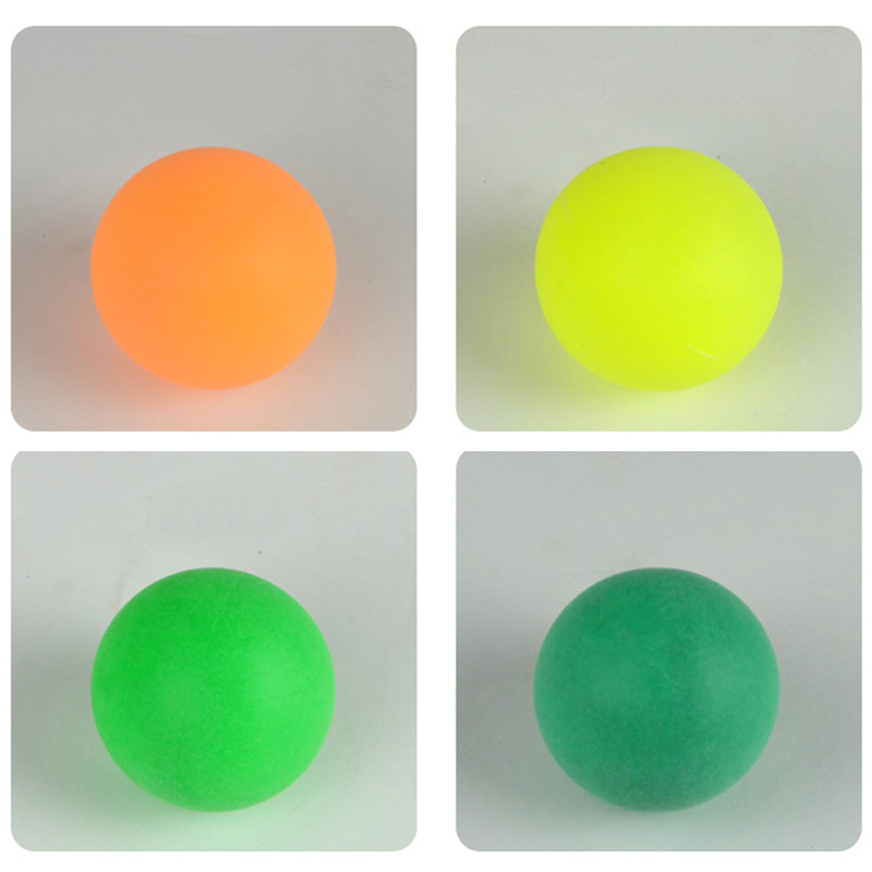 Audacious Hot Selling 150 Pcs Ping Pong Entertainment 40mm Table Tennis Balls Mixed Colors For Game Activity