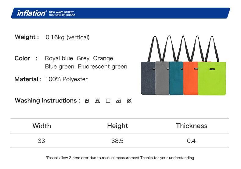 sacos de ombro casal casual sacos de compras 346ai2020