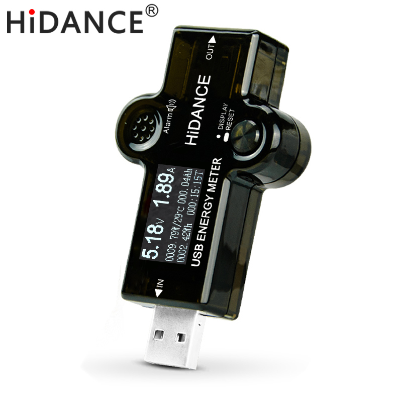 H1149615330fa44d88e7f83dc553c69a9F USB 3.0 TFT 13in1 USB tester APP dc digital voltmeter ammeter voltimetro power bank voltage detector volt meter electric doctor