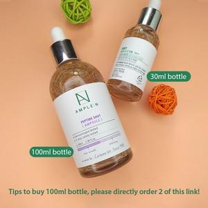 Image 5 - Peptide collagen hyaluronic acid serum for face Korean whitening moisture skin serum visage facial peptides essence anti wrinkle