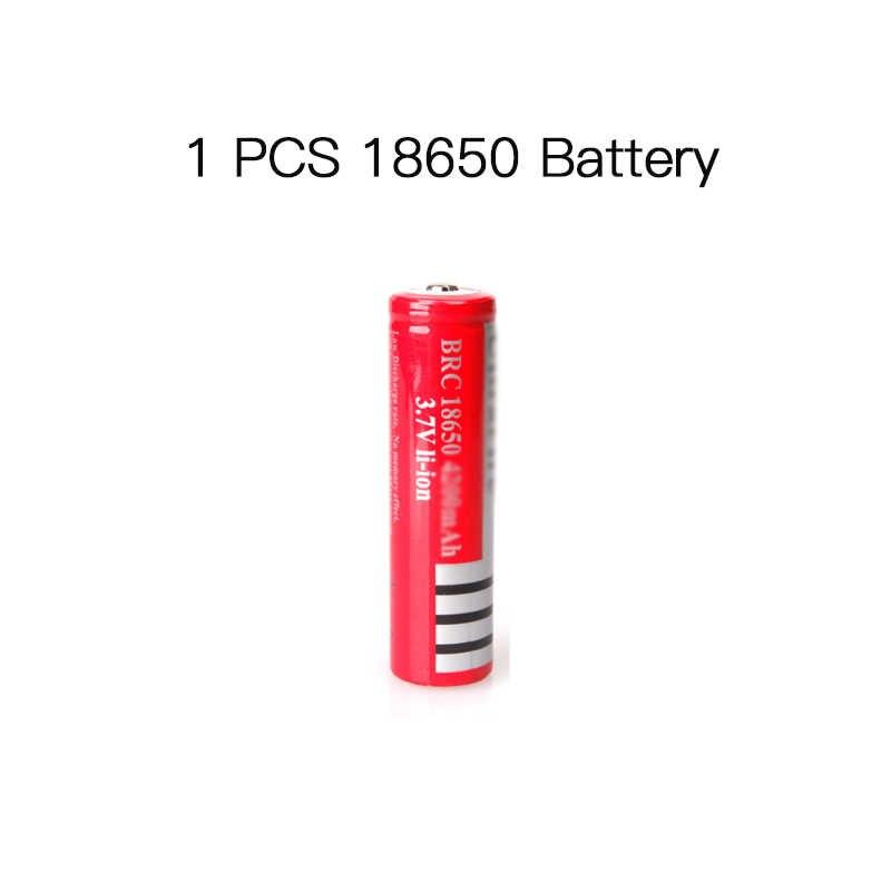 Led scheinwerfer taschenlampe licht 18650 Batterie/Batterie Ladegerät