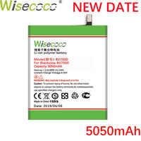 Wisecoco BV7000 5050mAh Neue Leistungsstarke Batterie Für Blackview BV7000 BV 7000 Pro V575868P Telefon Batterie Ersatz + Tracking Nummer