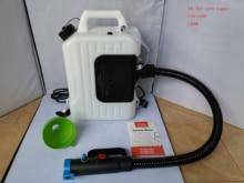 10L 1400Wไฟฟ้ากระเป๋าเป้สะพายหลังULV Fogger Sprayer,สวนเย็นFoggingเครื่องยุงDrug Sprayer 110/220V