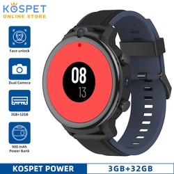 KOSPET POWER mocy inteligentny zegarek dla mężczyzn 1.6