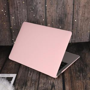 """Image 5 - Crystal Clear Matte Hard Case Cover for Macbook Pro 13.3 15 16 2020 A2251 A2289 Pro Retina 12 13 15""""Air 11 13 2020 A2179 A1932"""