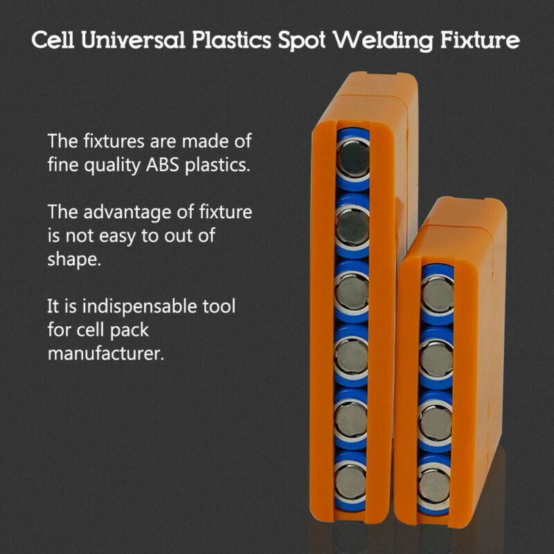 18650 Cell Universal Plastics Spot Welding Fixture For Spot  Plastics N2O3