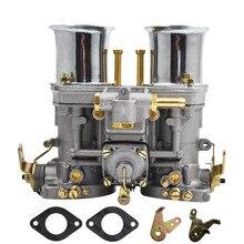 Новый Карбюратор Carb, двигатель с 2 цилиндрами для VW Beetle Transporter Fiat WEBER 40 IDF