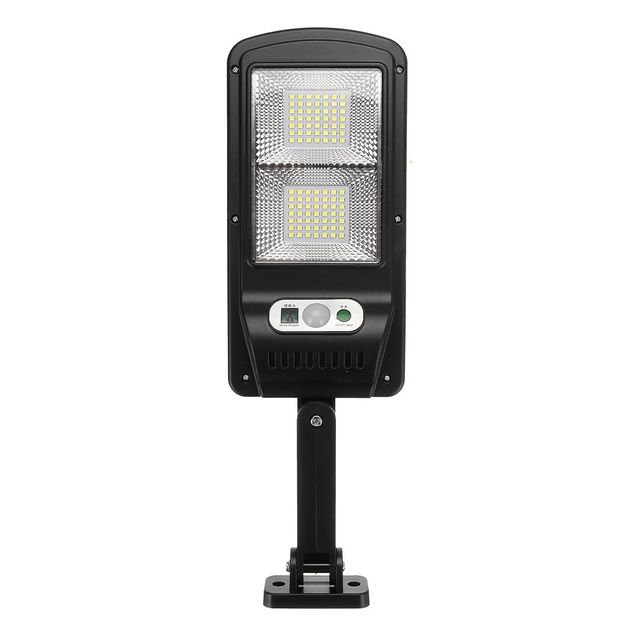 Details about  /128 COB Solar Street Lights Outdoor Security Light Wall Lamp Waterproof PIR