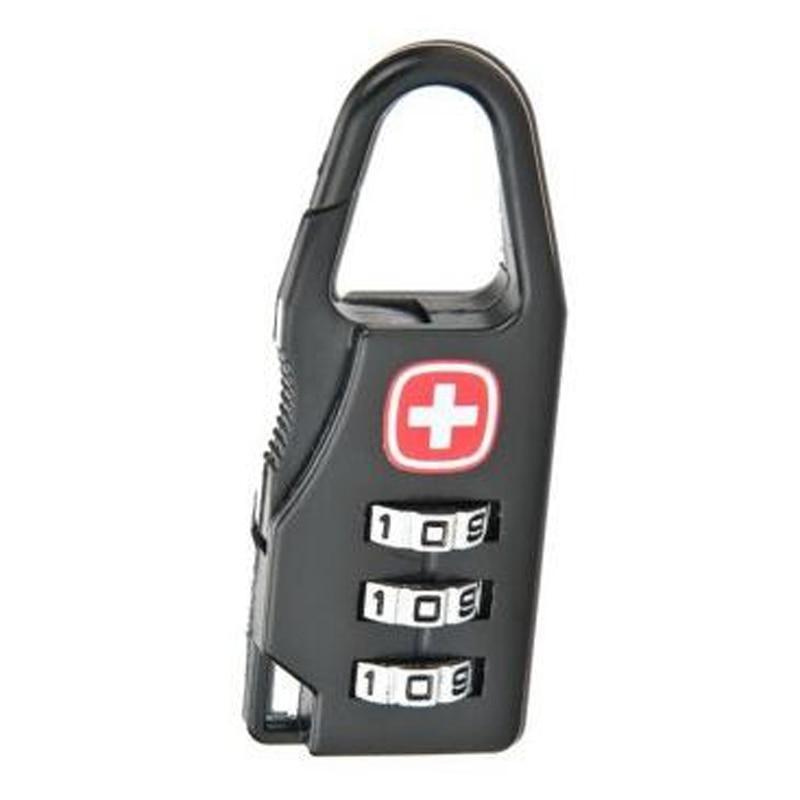 Outdoor Luggage Password Lock Trolley Box Password Padlock Mini Luggage Lock Safety AHPU Anti-theft Lock