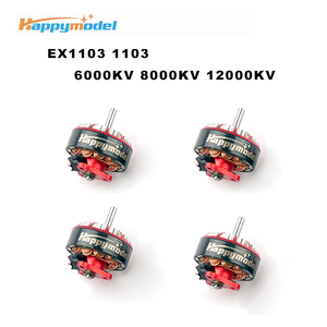 Image 1 - Happymodel EX1103 1103 6000KV 8000KV 12000KV 2 4S Brushless Motor for Sailfly X Toothpick RC Racing Drone FPV Models