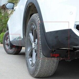 Image 5 - Tonlinkerภายนอกล้อพิเศษMudguardฝาครอบสติกเกอร์สำหรับHaval F7/F7X 2018 19 จัดแต่งทรงผมรถ 2/4 PCS ABSพลาสติกสติกเกอร์