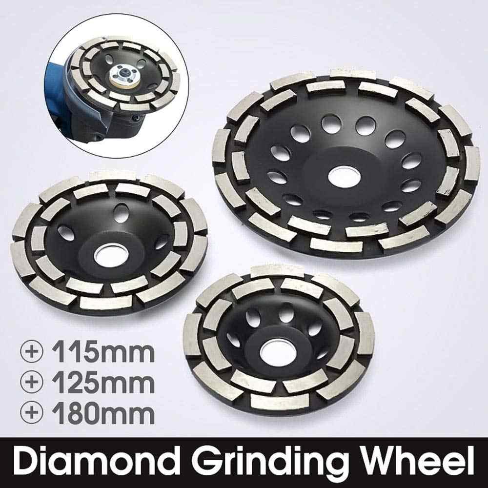 Tasse Sah Diamant Schleifen Disc Schleifmittel Beton Werkzeuge Verbrauchs Diamant Grinder Rad Metallbearbeitung Schneiden Mauerwerk Räder