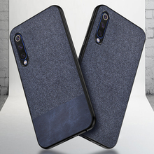 Luxury Cotton Cloth Cover,Case For Xiaomi Mi 9 SE A2 Lite A1