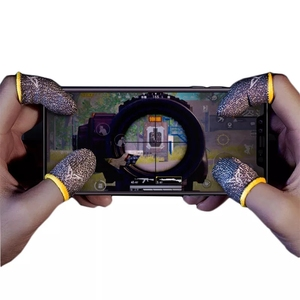 Image 2 - Flydigi Bee Sweat Proof Finger Cover Sleeve Touch Screen Thumbs Mobile Game Controller Sweatproof Gloves for PUBG Phone Gaming