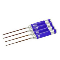 Conjunto muito durável da chave de arrowmax am 110991 allen 1.5  2.0  2.5 & 3.0x120mm 4 teilig rc parte conjunto de ferramentas modelo específico rc parts rc tool set rc set -