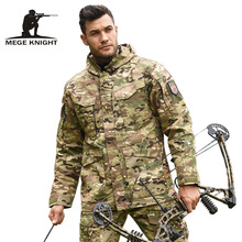Mege Male Military Jacket for Men Tactical Clothing US Army M65 Combat Jacket Coat Worker Trench Coat veste army Autumn Spring